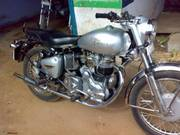 Bullet electra silver  sale exelent condition 2005 model 09876326232