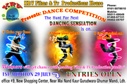 Dance Competition The Dancing Sensation