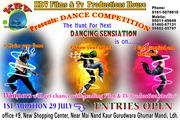 """Dance Competition ""The Dancing Sensation"""
