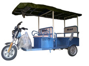 BAttery Rickshaw / E tricycle / Pollution free