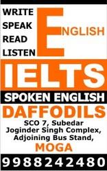 Spoken English Course in Moga