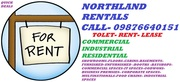 commercial showrooms shops booths cabins for rent call-09876640151