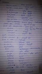 ENGLISH VOCABULARY (SPOKEN ENGLISH)