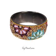 Brass and Lakh bangles from TajPearl.com. Shipping free