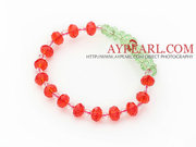 Christmas Design Stretch Bracelet