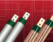 copper plated earthing electrodes