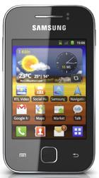 Samsung Galaxy Y (Silver-66697)