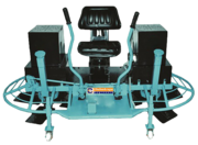 Power Trowe Engine, Power Floater Engine, Ride On Trowel Machine.