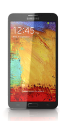 Samsung Galaxy Note 3  (Silver-66719)