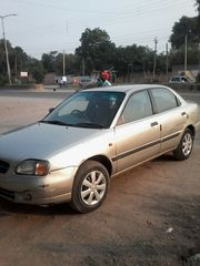 IMMEDIATE SALE Baleno-Maruti Suzuki. Make Year 2000. Petrol & Gas.