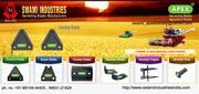 Combine Blades,  Reaper Blades,  Thresher Blades,  Rotavator Blades india