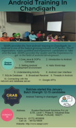 EESPL-The best instituate for Android training in Chandigarh