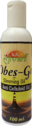 OBES - GO SLIMMING OIL   { ANTI CELLULOID OIL  }