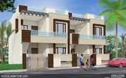 3Bhk Independent  House for Sale is Located in Dashmesh  Nagar,  Kharar