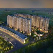 GILLCOPARKHILL SECTOR127 2BHK 1075 sq.ft