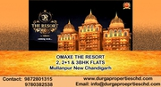 Omaxe Plots Phase 3 Mullanpur | International Trade Tower | Hero Homes Flats Mohali