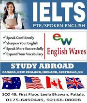 Gain english skills at ENGLISH WAVES