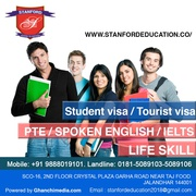 Best Ielts,  PTE & Spoken English center in jalandhar
