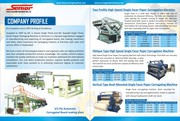 Paper Corrugated Packaging Machinery