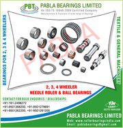 2 3 4 wheeler bearings manufacturers in India