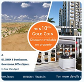 Purchase any type of property from us & win a gold Coin