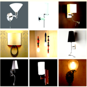 Exporter of wall lights