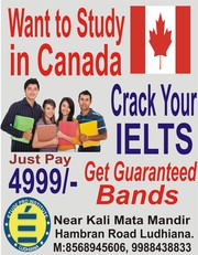 Join IELTS Classes & Get Assured 7+ Bands @4999