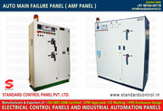 Auto Main Failure Panel - AMF Panel