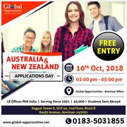AUSTRALIA AND NEW ZEALAND APPLICATIONS DAY - AMRITSAR