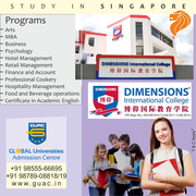 Work and Study in Singapore
