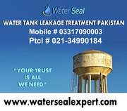 Water Tank Leakage Treatment Karachi Pakistan