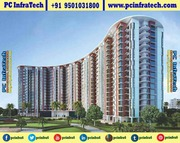 Jlpl 2BHK Galaxy Height,  Flats For Sale In Mohali 95O1O318OO