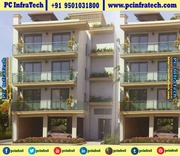 Dlf Mullanpur Hyde Park Floors,  DLF 3BHK New Chandigarh 95O1O318OO