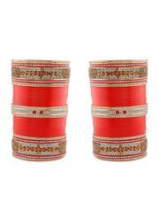 Buy Bridal chura and punjabi chura online with best price.