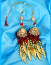 Shop for designer bridal kalire online at best price.