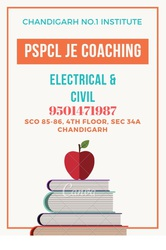 PSPCL JE COACHING INSTITUE 9501471987