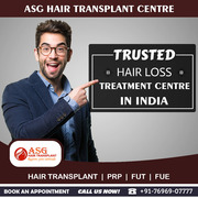 Hair Transplant Cost In Jalandhar