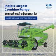 Best Combine Harvester Exporter | Balkar Combines