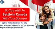 Do you wish to settle in Canada with your spouse... Apply Spuuse case