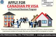 Now apply Canada PR through province Nominee Program