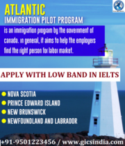 Having Low bands score in IELTS,  Don't worry,  Apply with AIPP & get PR