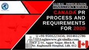 Want to know the process & requirements for Canada PR 2020