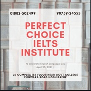 Perfect Choice Ielts Coaching Institute
