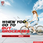 Best-in-class ladies bicycles in India