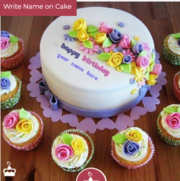 Best and Attractive Birthday Cakes Images with Name