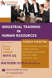 INDUSTRIAL TRAINING IN HUMAN RESOURCES IN CHANDIGARH /MOHALI