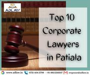 Top 10 Corporate Lawyers in Patiala