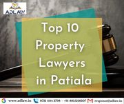 Top 10 Property Lawyers in Patiala