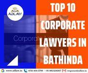 Top 10 Corporate Lawyers in Bathinda