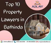 Top 10 Property Lawyers in Bathinda